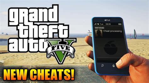 Gta 5 Codes And Cheats For Ps4