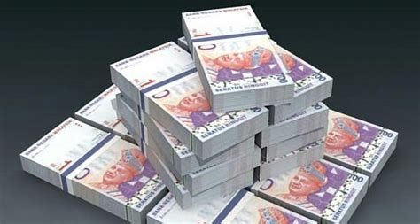 What's Backing The Ringgit In Your Pocket