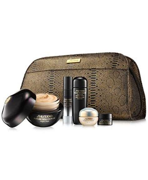 Shiseido Tsubakishining Set 1 Set shiseido future solution lx skincare set gifts value