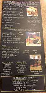 Online Menu of Joe's Garage BBQ & Bakery Restaurant, Clay ...