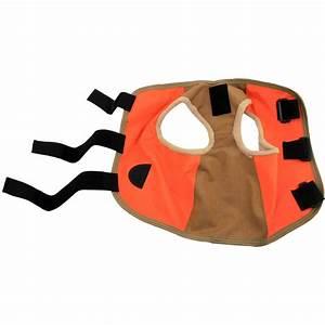 turtleskin dog snakearmor dog vest orange