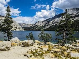 Tenaya, Lake, In, Yosemite, National, Park, Mariposa, County, California, Us, Landscape, Photography, Hd