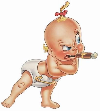 Smoking Cigar Cartoon Character Cigarmonkeys