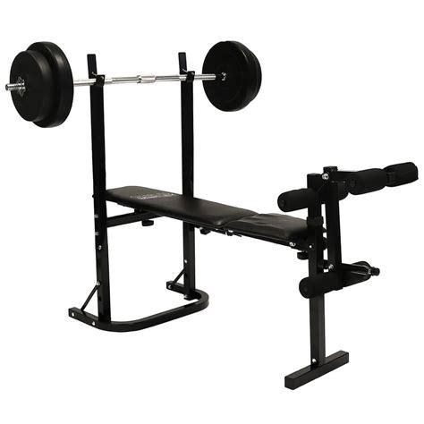 Charles Bentley Home Multi Gym 50kg Set Buydirect4u