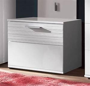 Sitzbank Flur Weiß Hochglanz : sitzbank garderobe ice hochglanz wei mit rillenoptik ~ Bigdaddyawards.com Haus und Dekorationen