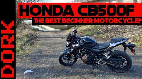The Best Beginner Motorcycle?