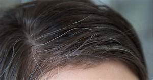 Reverse Graying Hair Naturally With These Mineral Rich Foods