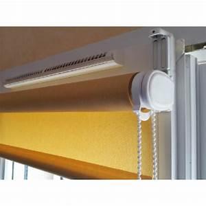 Store Sans Percage : support store sans per age avec grille ventilation par ~ Edinachiropracticcenter.com Idées de Décoration