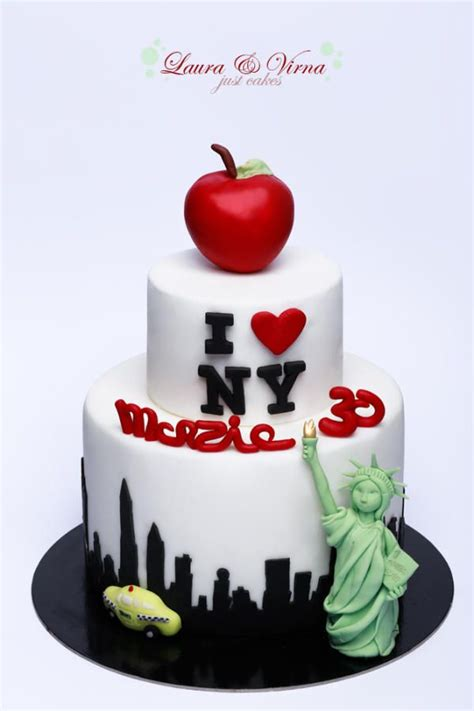 I Love Cake Decorating by 10 Best Ideas About New York Cake On Pinterest New Cake