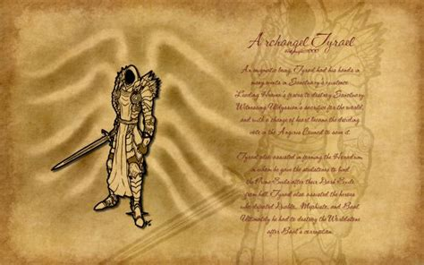 Tyrael Wallpaper Animated - diablo iii weekly wallpaper 75 tyrael sketchbook