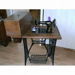 Ancienne Machine A Coudre : machine coudre singer ancienne 1913 pas cher ~ Melissatoandfro.com Idées de Décoration