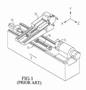 Patent Us6588307 - Cnc Lathe With Double-speed Shifting Feature In Spindle Axis