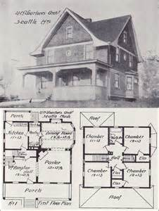 Stunning Arts And Crafts Floor Plans Photos by 1908 Eclectic House Plan With Arts Crafts Detail