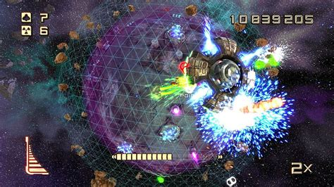 Super Stardust Ultra coming to PS4 with four-player co-op ...