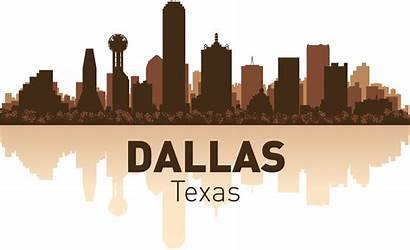 Dallas Skyline Vector Cdr 3axis