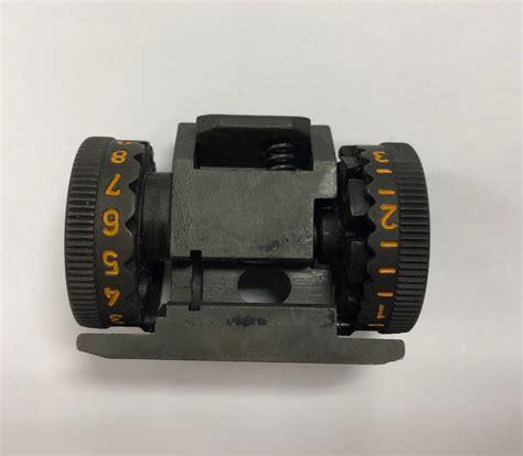 wts hk  meter  gen rear sight