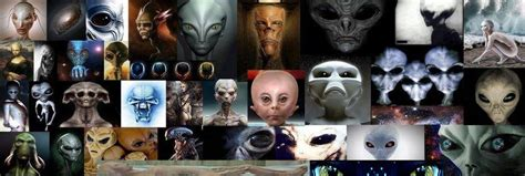 Extraterrestrial Races By Michael Emin Salla