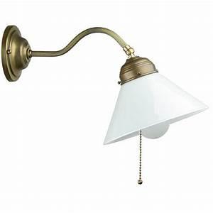 Wandlampe Mit Schalter : jugendstil wandlampen von berliner messinglampen ~ Watch28wear.com Haus und Dekorationen