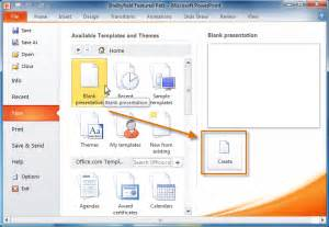 powerpoint   started  powerpoint page