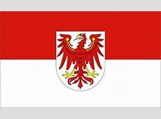 Fahne Brandenburg, Flagge Brandenburg, Fahnen Brandenburg