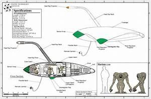 Martian War Machine Schematic  From George Pal U0026 39 S War Of The Worlds  1953