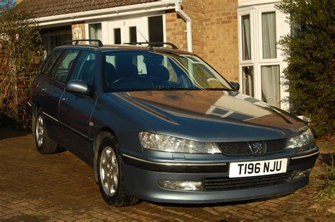 peugeot executive car used 1999 peugeot 406 executive v6 for sale in northants