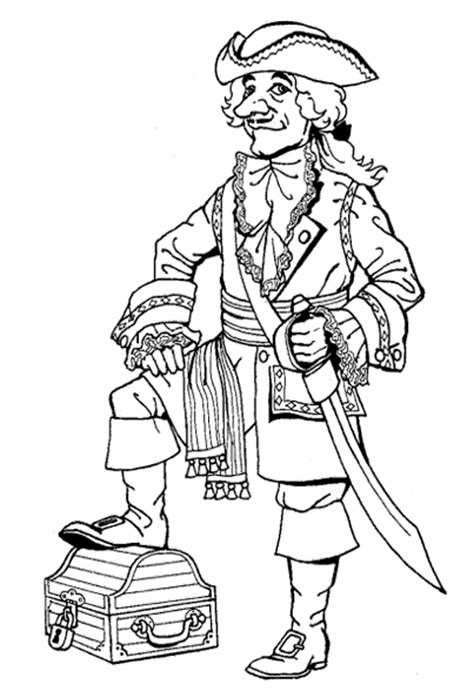 Kleurplaat Koen Kioen by Kleurplaat Piraten 187 Animaatjes Nl