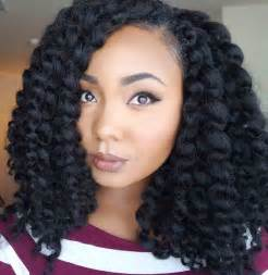 Beautiful Crochet Hairstyles