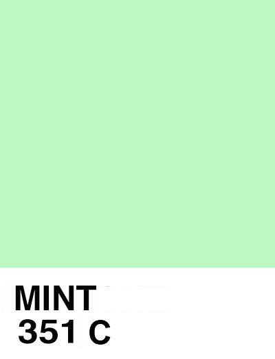 color mint mint pantone buscar con pantone green