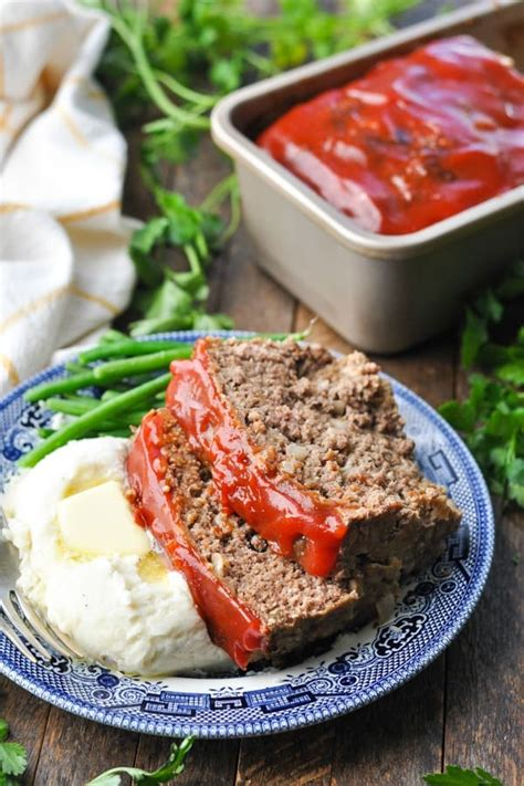 Best 2 lb meatloaf recipes : Best 2 Lb Meatloaf Recipes - Easy Meatloaf Recipe The Best Meatloaf Recipe Diethood : Made ...