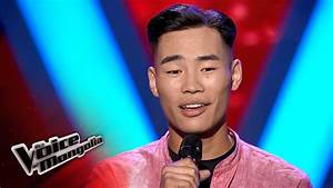 Usuhbayar B -  U0026quot Angel U0026quot  - Blind Audition