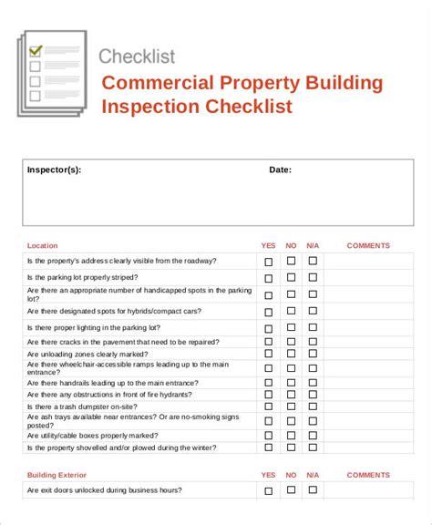 tosha building safety checklist template building checklist templates 15 free word pdf format