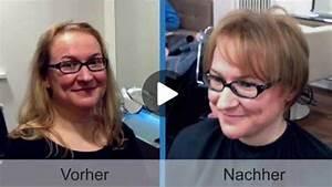 Vorher Nachher Umstyling : videos mahnaz hair beauty salon ~ Markanthonyermac.com Haus und Dekorationen