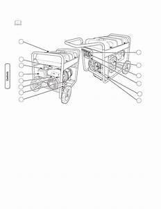 Craftsman Briggs  U0026 Stratton Storm Responder 5500 Watt