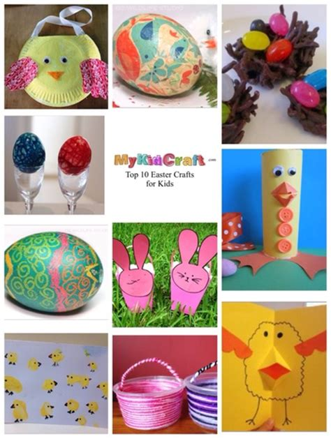 toddlers crafts ideas top 10 easter crafts for my kid craft 3127