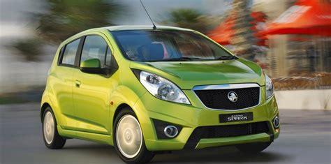 Holden Barina Range Expands