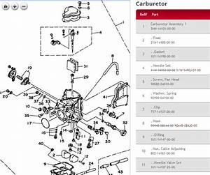 Wiring Diagram  30 Yamaha Wolverine 350 Carburetor Diagram