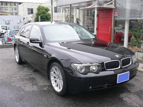 bmw 745i 2003 used for sale