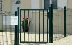c8163468ca9154 Portillon De Jardin. portillon de jardin et portail les premiers qui ...