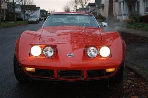 buy   chevrolet corvette  engine numbers