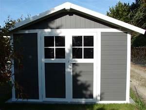 installer un kit d39ancrage grosfillex pour un abri de With abri de jardin resine grosfillex
