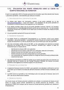Erreur Sur Fiche De Paie En Faveur Du Salarié : guide proc dures cpf pour les professionnels ~ Medecine-chirurgie-esthetiques.com Avis de Voitures