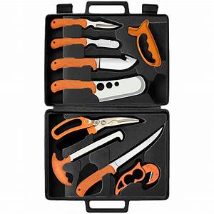 Ruko Deluxe Fish and Game Processing Kit - 11-Piece - Save 58%
