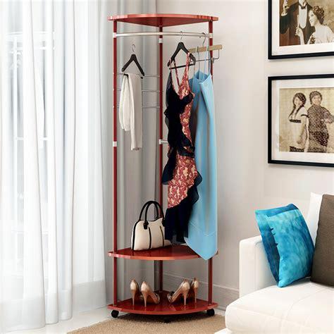 corner coat rack wooden corner clothes rack cosmecol
