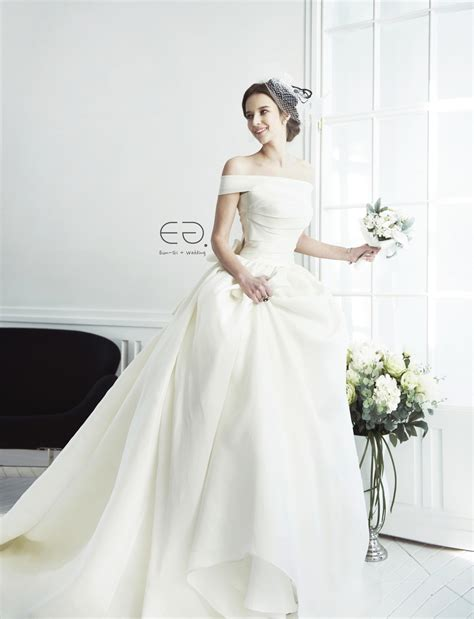Korean Wedding Gown No6 Korea Prewedding Photography
