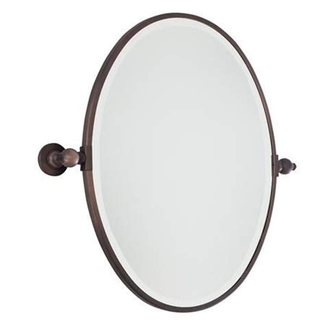 tilting bathroom mirror bronze bathroom mirrors that tilt choose from bronze chrome or