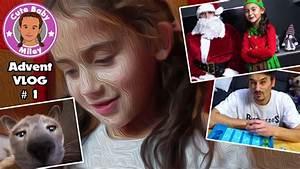 MILEYS DAILY VLOG im ADVENT #1 - Weihnachtsmann Fanpost ...