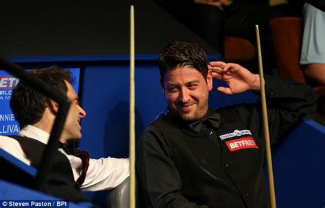 Ronnie O'sullivan Books His Place In The Quarter-finals Of