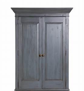renover une armoire ancienne les conseils marie claire With renover porte en bois