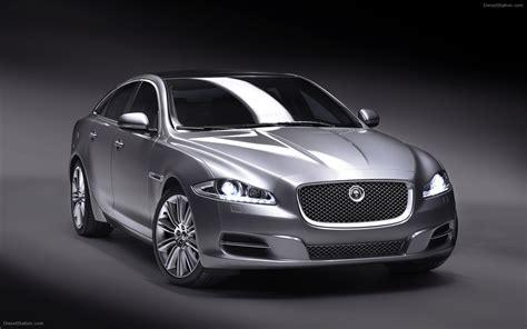 Jaguar Car : Jaguar Xj Widescreen Exotic Car Image #04 Of 24